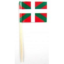 Llavero bola paracord bandera. Verde.