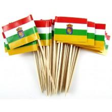 Llavero lanyard bandera España. Modelo 600
