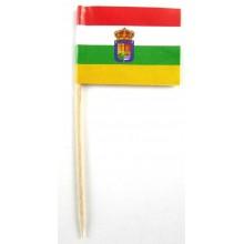 50 Palillos bandera La Rioja