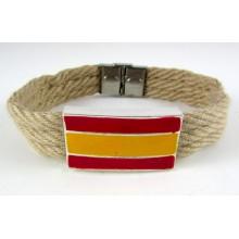 Pulsera bandera España. Modelo 236