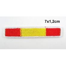 Parche bandera España. Modelo 059
