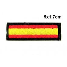 Parche bandera España. Modelo 060