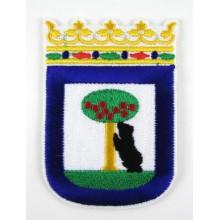 Parche Escudo Madrid. Modelo 063