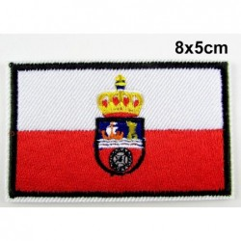 Parche bandera Cantabria. Modelo 066