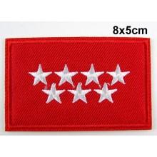 Bandera España Escudo central. 150x90cm