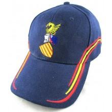 Gorra Comunidad Valenciana. Modelo 067
