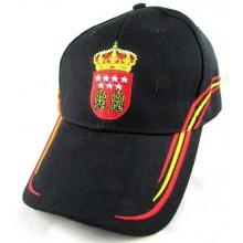 Muñequera y cinta cabeza bandera España