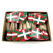 2 pegatinas relieve bandera España y Europa. Modelo 74
