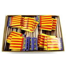 200 Palillos Comunidad Valenciana.