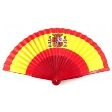 Parche bandera España redondo. Modelo 48