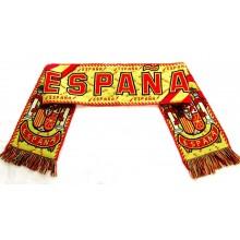 Bufanda España. Modelo 005