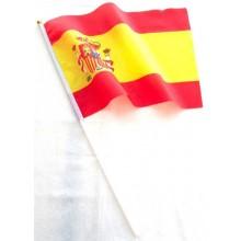 Bandera España animación. Grande.