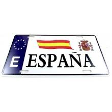 Parche bordado escarapela España. Modelo 52