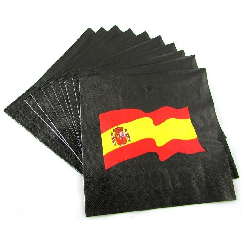 Delantal España Flamenco y toros. Modelo 03