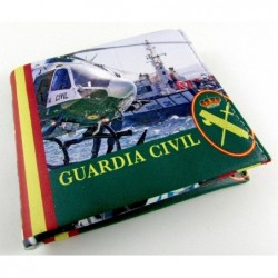 Cartera Guardia Civil. Modelo 252