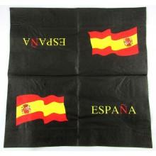 10 Servilletas bandera España