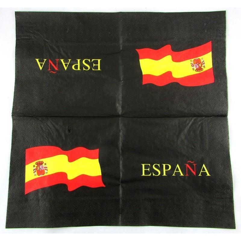 Delantal España Tapas. Modelo 05
