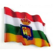 Imán bandera La Rioja. Modelo 161