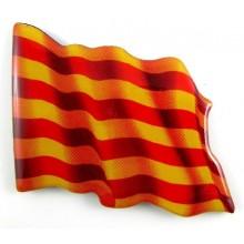 Imán bandera Aragón. Modelo 164
