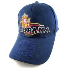 12 Gorras España. Modelo 071
