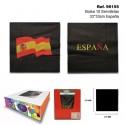 Corbata Bandera de España. Modelo 01