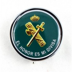 Pastillero Guardia Civil