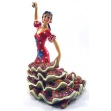Figura flamenca 13cm