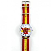 Reloj bandera España. Modelo 211