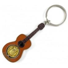 Llavero guitarra España. Modelo 634