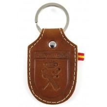 Porta matrícula bandera España. Modelo 02