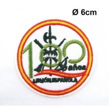 Parche Legión Centenario. Modelo 083