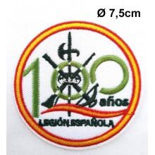 Parche Legión Centenario. Modelo 084