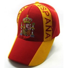 12 Gorras España. Modelo 44
