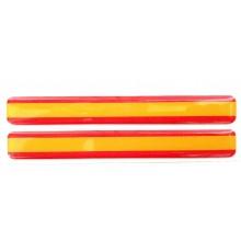 2 Pegatinas relieve bandera España. Modelo 131