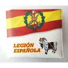 Cartera Legión Española. Modelo 251