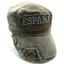 12 Gorras España. Modelo 02