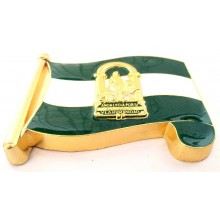 Imán bandera Andalucía. Modelo 180