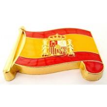 Imán bandera España. Modelo 174