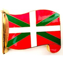 Imán bandera País Vasco. Modelo 187