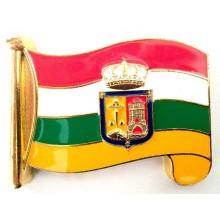 Imán bandera La Rioja. Modelo 186