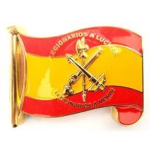 Imán bandera España Legión. Modelo 175
