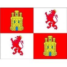 Bandera Castilla y León. 150x90cm