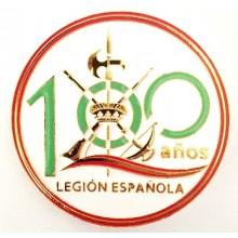 Imán Centenario Legión Española. Modelo 171