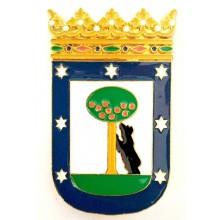 Imán Escudo Madrid. Modelo 179