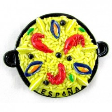 Imán España paella. Modelo 067