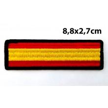 Parche bandera España. Modelo 092