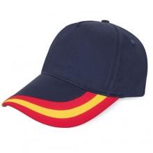 Gorra bandera España marino. Modelo 1303