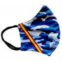 Collar perro 55cm bandera España