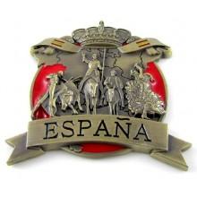 Imán España. Modelo 106