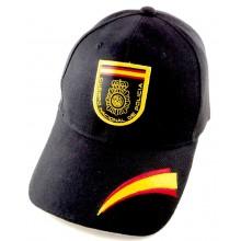 Gorra Policía Nacional. Modelo 072